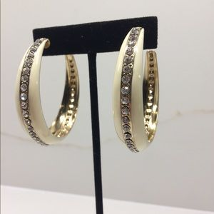 Large Hoops Earrings